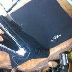 飾り引手のファスナー修理