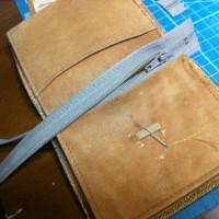 印伝財布のリメイク3