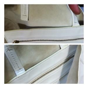 バッグの持ち手裏補修