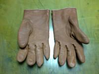手袋インキング