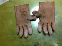 手袋クレンジング