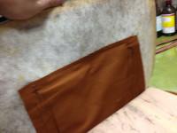モノグラム バッグ 内ポケットの修理4