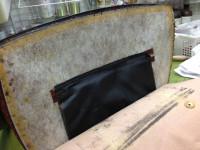 モノグラム バッグ 内ポケットの修理2
