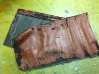 モノグラム バッグ 内ポケットの修理1
