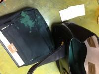 バッグ 内袋 修理 作り変え2
