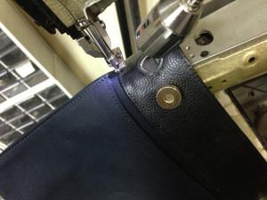 シャネルバッグ 内袋 修理3