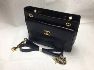 シャネルバッグ 内袋 修理17