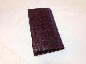 アルティオリ ARTIOLI クロコダイル 財布 修理8